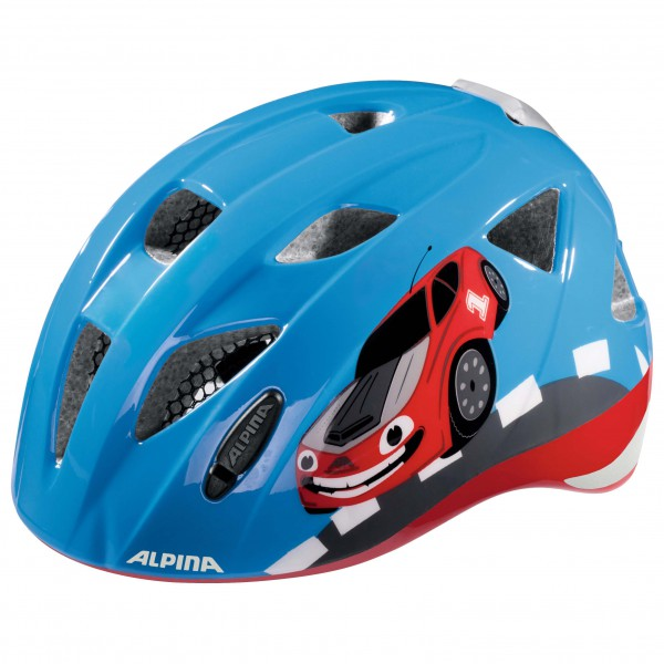 Alpina - Kid's Alpina Ximo Flash - Casco per bici