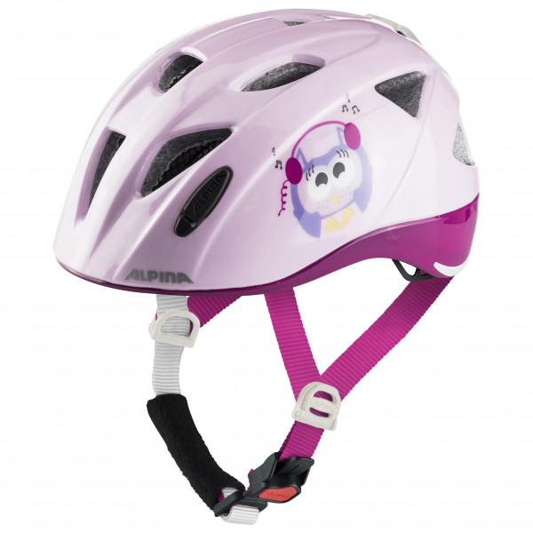 Alpina - Kid's Alpina Ximo Flash - Casco per bici