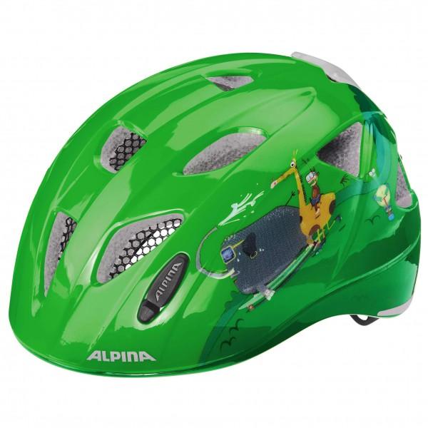 Alpina - Kid's Alpina Ximo Flash - Casco de ciclismo