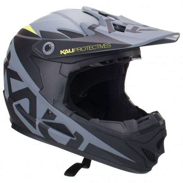 Kali Protektives - Zoka DH Helmet Thermoplast - Sykkelhjelm