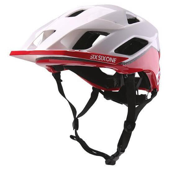 SixSixOne - Evo All-Mountain Patrol Helm - Cykelhjelm