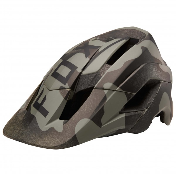 FOX Racing - Metah Camo Helmet - Bike helmet