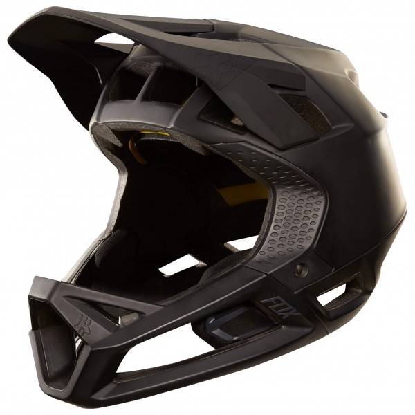 FOX Racing - Proframe Matte Black Helmet - Fietshelm