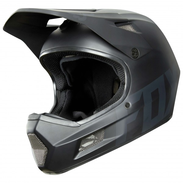 FOX Racing - Rampage Comp Black Helmet - Pyöräilykypärä