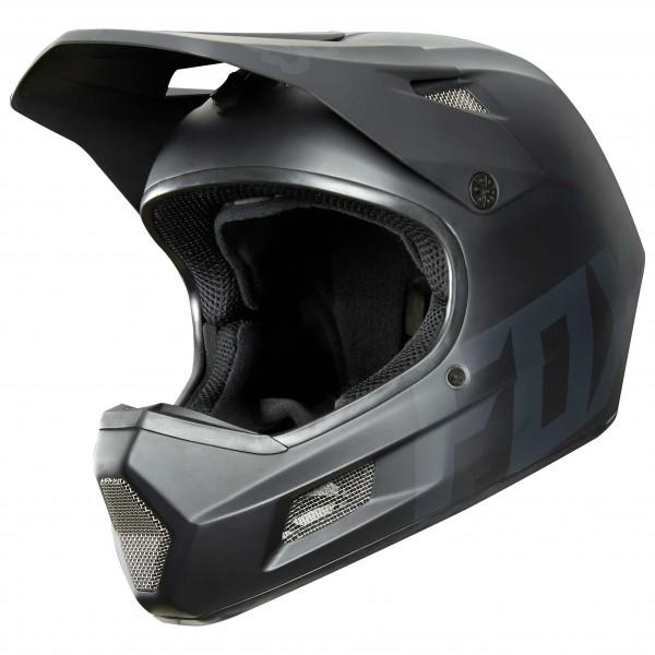 FOX Racing - Rampage Comp Black Helmet - Sykkelhjelm