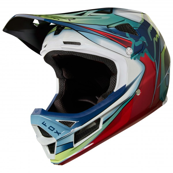 FOX Racing - Rampage Pro Carbon Helmet - Fietshelm