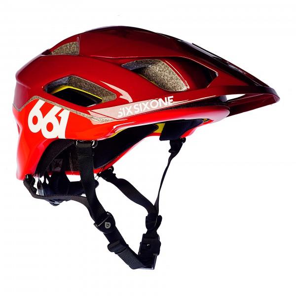 SixSixOne - Evo All Mountain Helm Matador - Fietshelm