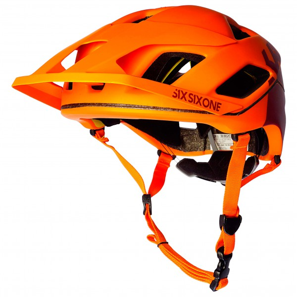SixSixOne - Evo All Mountain Patrol Helm - Cykelhjälm