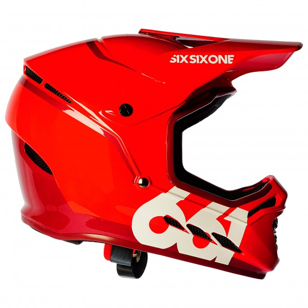 SixSixOne - Reset Fullface Helm - Casco de ciclismo