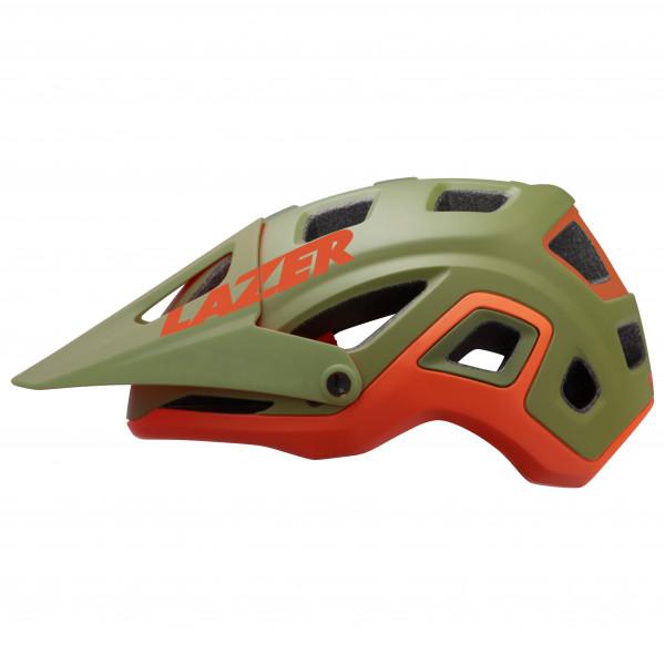 Lazer Impala Helmet - matte khaki orange | Helmets
