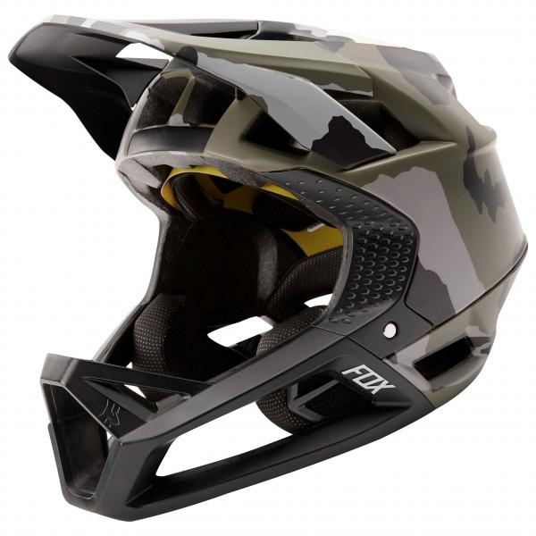 FOX Racing - Proframe Helmet Black Camo - Fietshelm