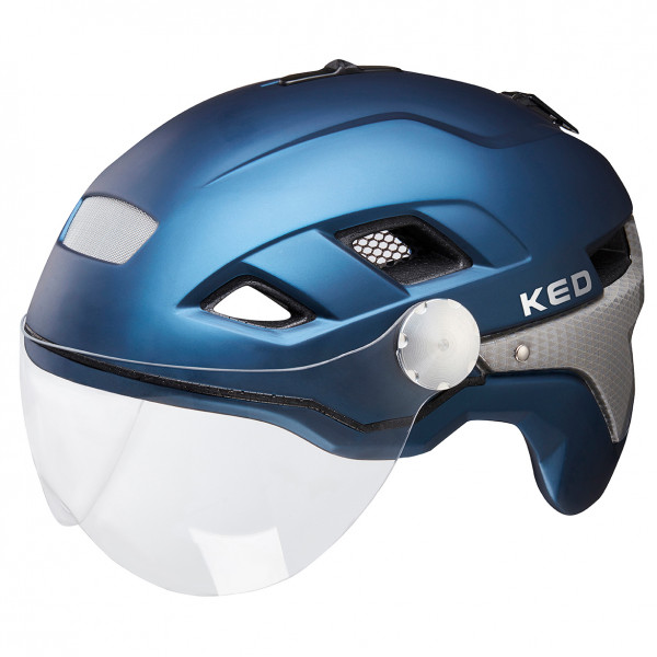 KED - B-Vis X-Lite - Velohelm