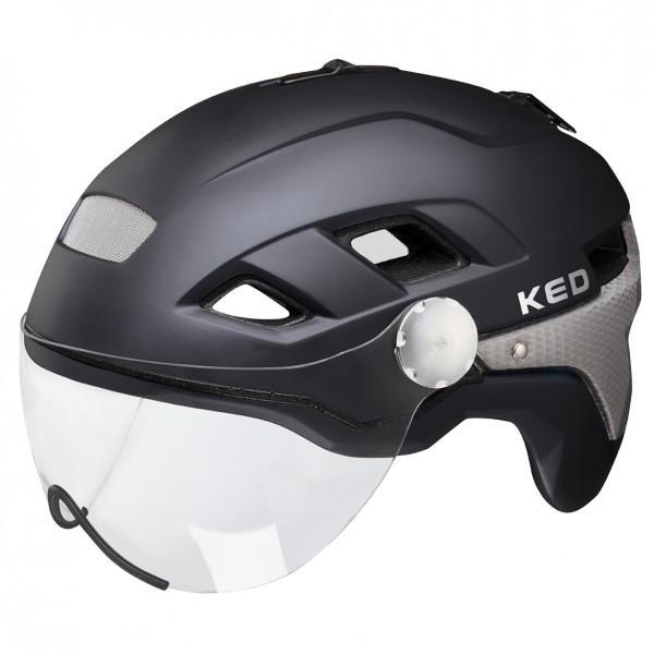 KED - B-Vis X-Lite - Casque de cyclisme