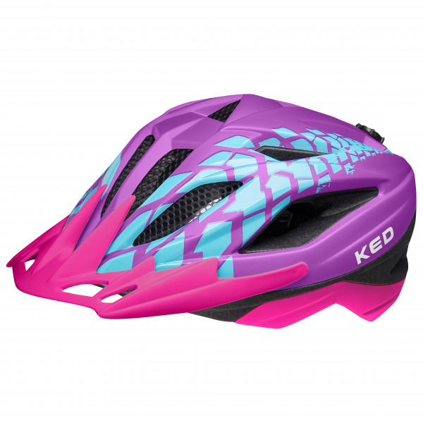 KED - Kid's Street Junior Pro - Bike helmet