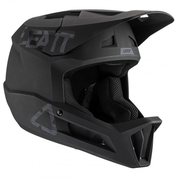 Leatt - Kid's MTB 1.0 DH Helmet Junior - Casco de ciclismo