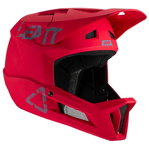 Leatt - Kid's MTB 1.0 DH Helmet Junior - Casco integrale ciclismo