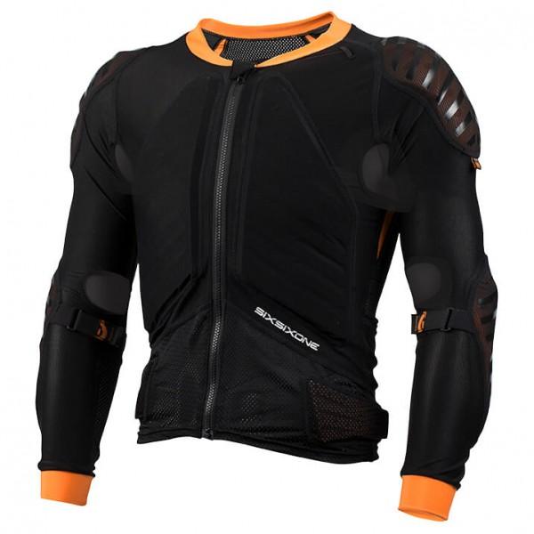 SixSixOne - Evo Compression Protektor-Jacket Langarm - Protektor