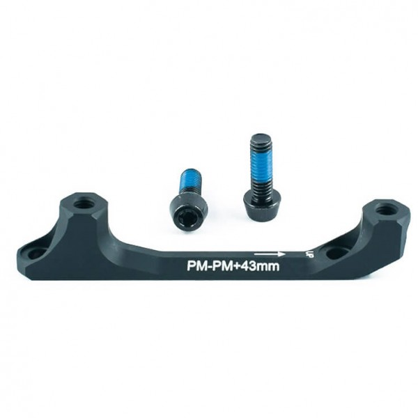 BrakeForceOne - Cnc Adapter PM/PM +43 mm - Brake adapter