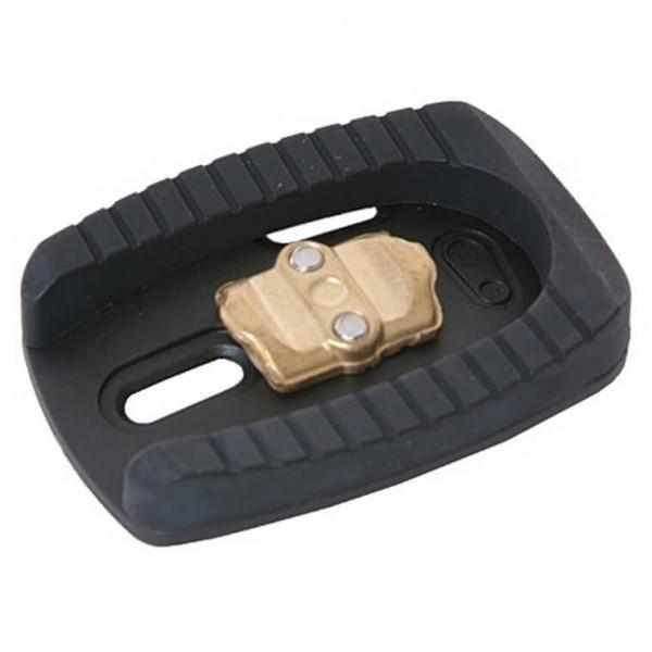 Crankbrothers - 3-Loch Pedalplattenadapter - Polkimet