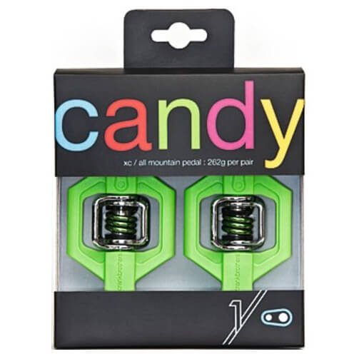 Crankbrothers - Candy 1 HT - Pedalen