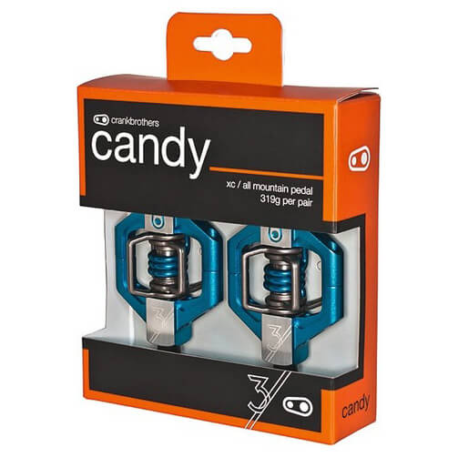 Crankbrothers - Candy 3 HT - Polkimet