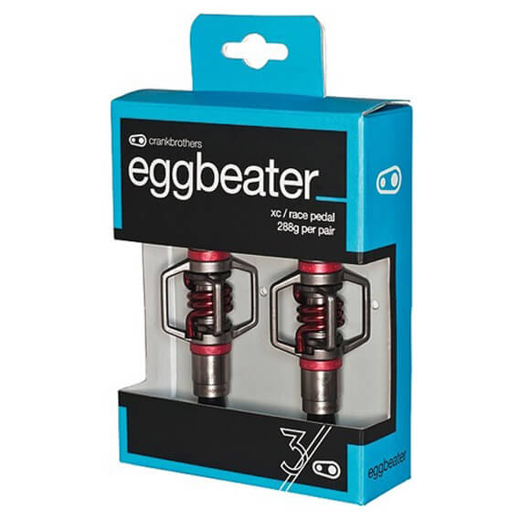 Crankbrothers - Eggbeater 3 HT - Pédale
