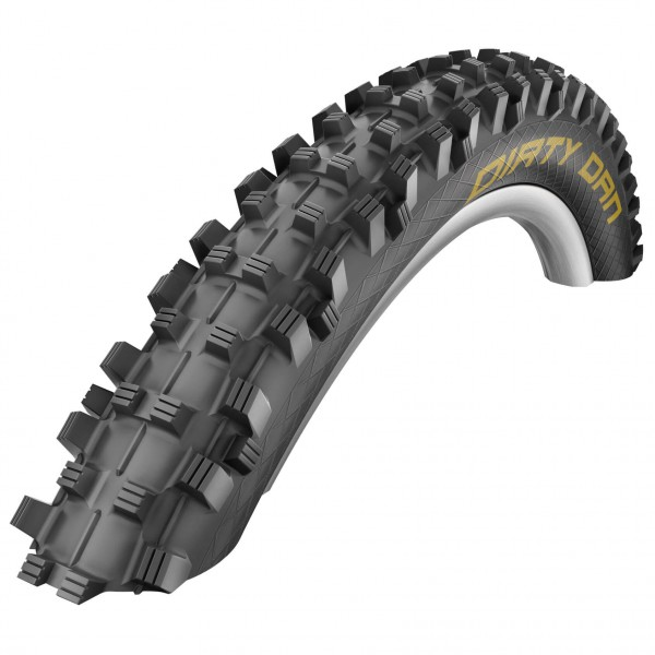 Schwalbe - Dirty Dan 27,5'' Evo Liteskin Faltreifen - Cyclocross-banden