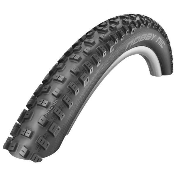 Schwalbe - Nobby Nic Evo DD TL-Easy 26'' Vouwbare buitenband