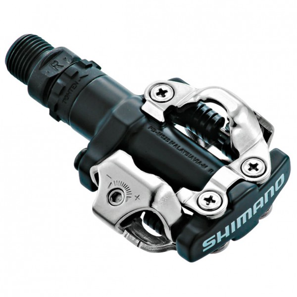Shimano - PD-M 520 SPD - Clipless pedals