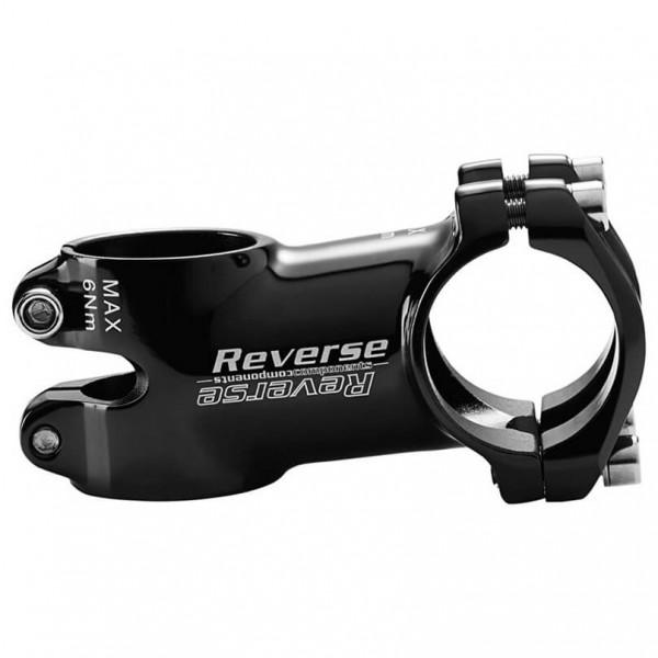 Reverse - Vorbau XC Ø31.8 6° 60 mm - Ohjainkannattimet