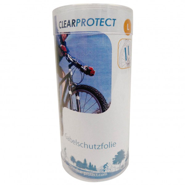 Clearprotect - Safety Sticker Fork Pack L (2-Pack)