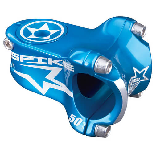 Spank - Spike Race Stem 31.8mm incl. Customcap - Potence