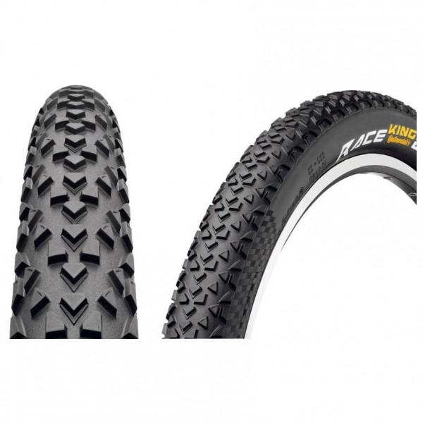 Continental Race King Race Sport 650B 27,5'' Faltbar - Cykeldæk køb online | Tyres