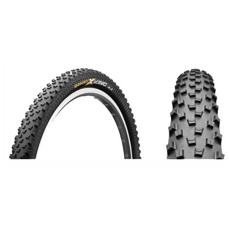 Continental - X-King 650B 27,5'' Performance Faltbar