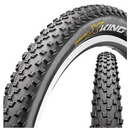 Continental - X-King Protection 26'' Faltbar - Pneus de vélo