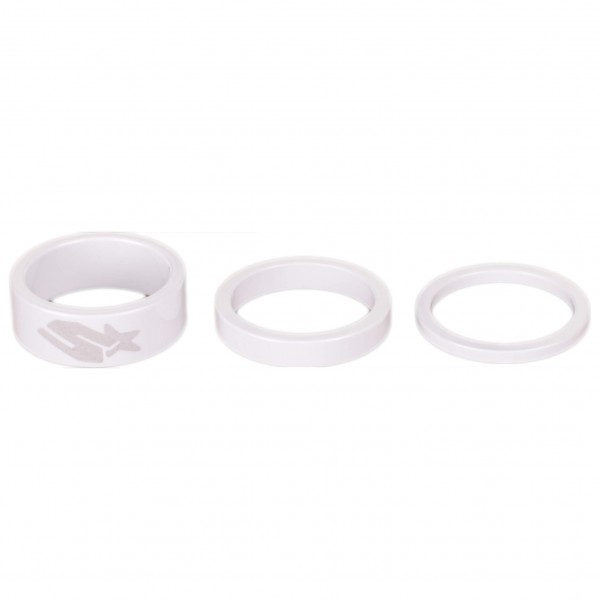 Spank - Headset spacer kit 3-Pack - Stuurpen