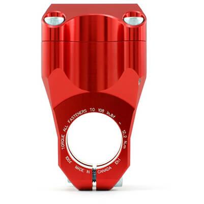 Straitline - Pinch Clamp 1 1/8'' stem 31.8mm - Vorbau