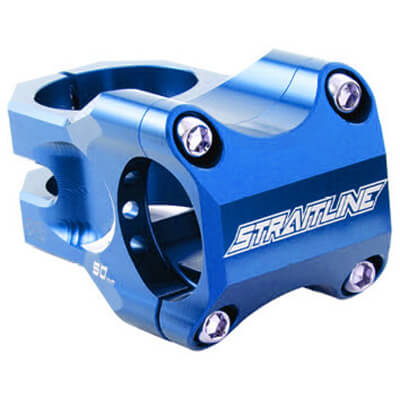 Straitline - Pinch Clamp 1.5'' stem 31.8mm - Styrstammar