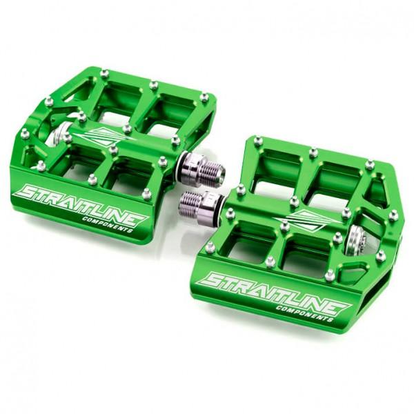 Straitline - SC DeFacto DH platform pedals - Pedals