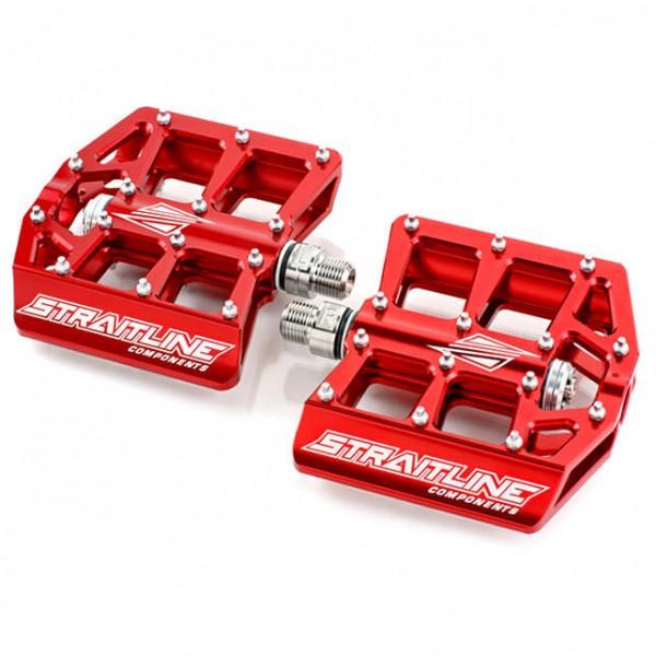 Straitline - SC DeFacto DH platform pedals - Platform pedals
