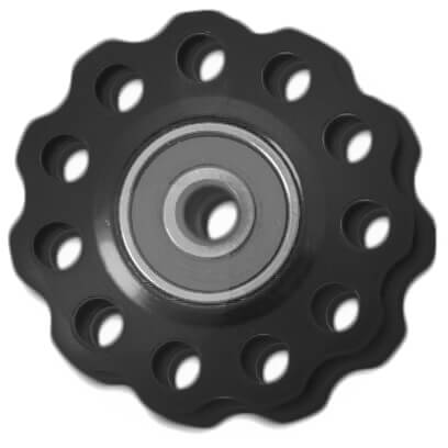 Shaman Racing - Pulley for derailleur (pair) - Switch rolls