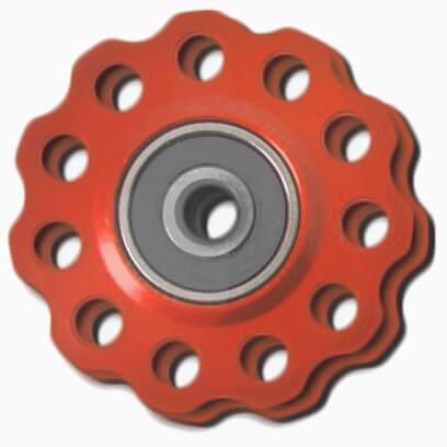 Shaman Racing - Pulley for derailleur (pair) - Rissapyörät