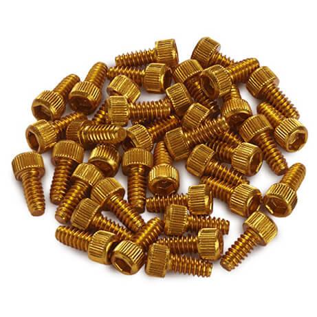 Reverse - Pedal Pin US-size Alloy - Poljinpultit