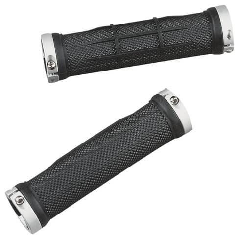 Mounty - Lock-Grips Comp Paar - Polkupyörän kädensijat