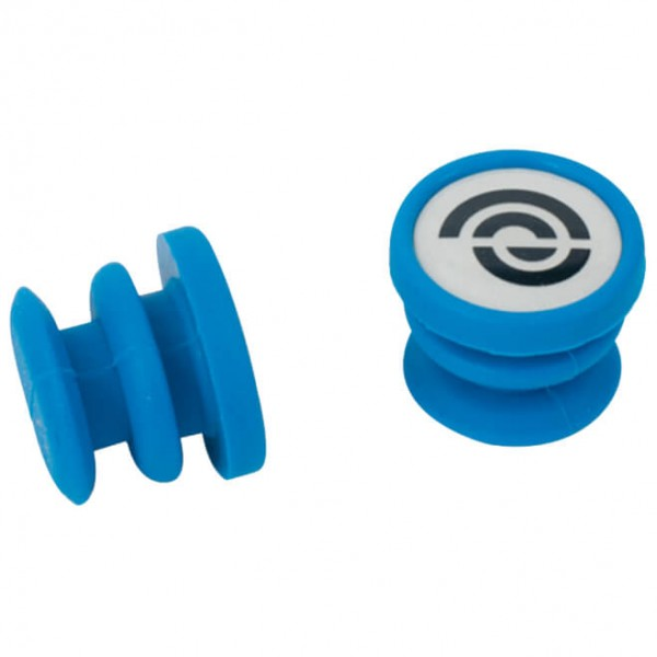 Bike Ribbon - Silikon End-Plugs Jelly (Paar) - Lenkerband