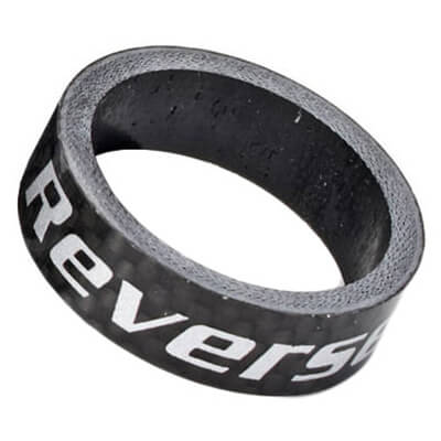 Reverse - Spacer 10 mm Carbon 11/8'' - Stuurpen