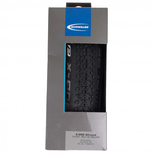 Schwalbe - X-One Allround Performance faltbar 28'' - Cykeldäck