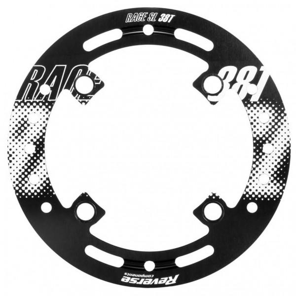 Reverse Bashguard Race SL 38T - Kædegearskærm køb online | Chain Guard