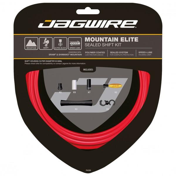 Jagwire - Schaltzugset Mountain Elite Sealed