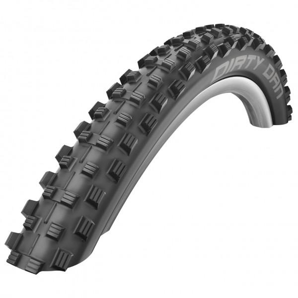 Schwalbe Dirty Dan SuperG TL-Easy 650B 27,5 Addix U-Soft - Cykeldæk køb online | Tyres